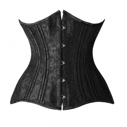Hourglass Steel Boned Waist Training Corset