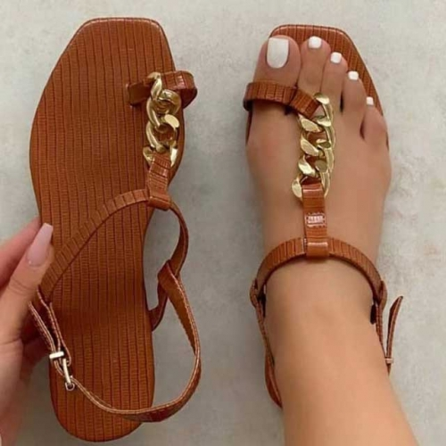 Ankle Strap Beach Sandals
